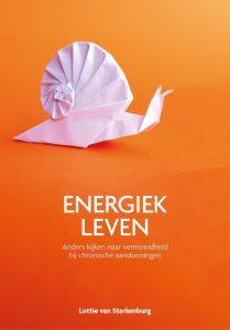 """omslag boek """"Energiek leven"""""""